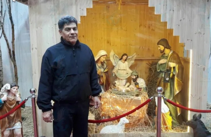 محکومیت اسماعیل مغربی نژاد, نوکیش مسیحی به تحمل ۲ سال حبس تعزیری
