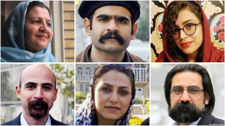 هزارو سی و دو سال زندان و صدها ضربه شلاق، حکم ۲۰۲ درویش گنابادی