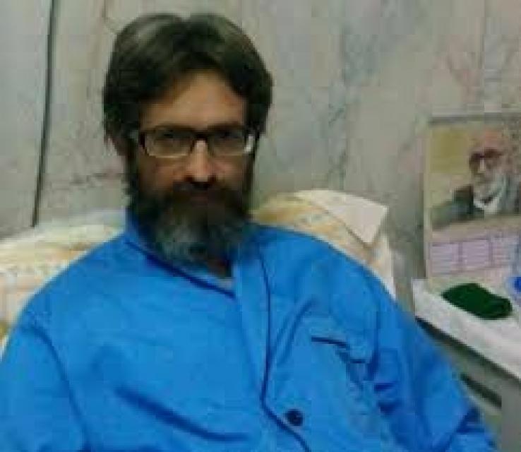 ممانعت دادستانی از اعزام مصطفی دانشجو، درویش زندانی به بیمارستان
