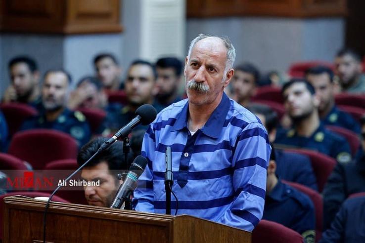 انتشار فایل صوتی محمد ثلاث توسط وکیل: «من راننده اتوبوسی که آدم کشته است نیستم، من آدم کش نیستم»